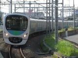 西武鉄道30000系電車(狭山ヶ丘駅にて、'18.06.02撮影)