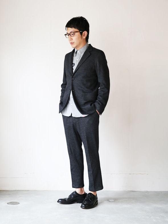 【style Up】 Niche Quot Diario Jacket Quot Amp Quot Gaucho Easy Pants