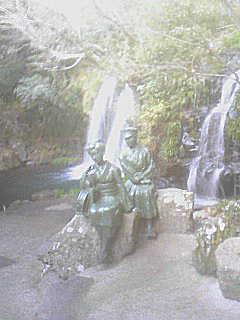 七滝-踊り子
