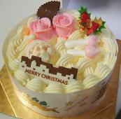 2005年クリスマスケーキ