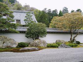 南禅寺-枯山水の庭