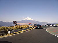 2008大晦日-富士山