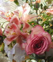 フライング2007花束