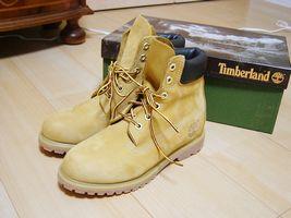 Timberブーツ