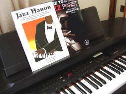 ピアノとジャズ