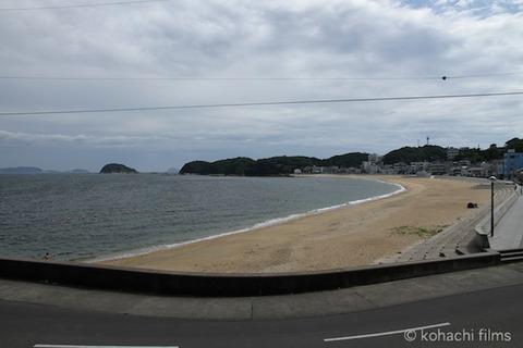 海岸日和_篠島_風景_大潮_2011-07-01 14-43-44