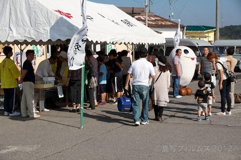 しらす祭り_篠島_観光_しらっぴー_2012-10-07 09-00-26