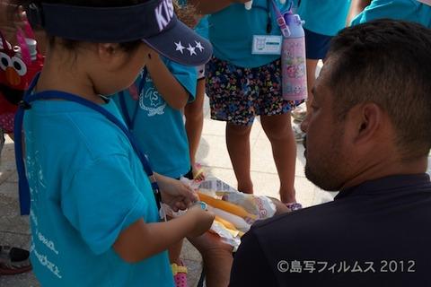 ウミガメ隊_クリーンアップ_#seaturtle_2012-08-08 08-00-57