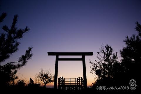 松島の夕日_2018-02-26_18-04-16