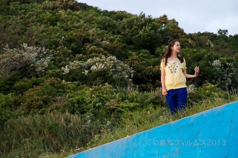 松島の夕日_鯨浜_2013-05-26 18-32-30