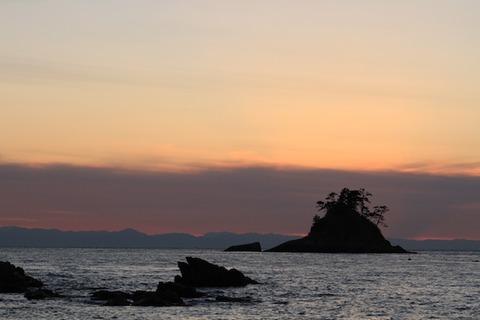 島写_松島の夕日2011-03-05 17-52-53