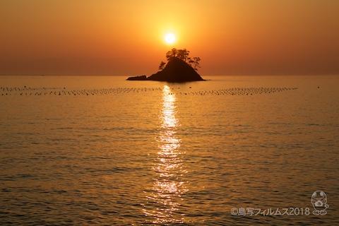 松島の夕日_2018-01-16_16-47-43