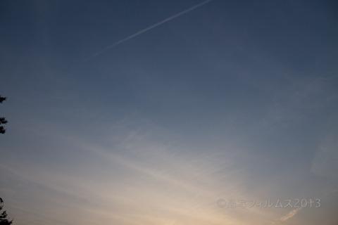 松島の夕日_鯨浜_2013-05-26 18-33-52