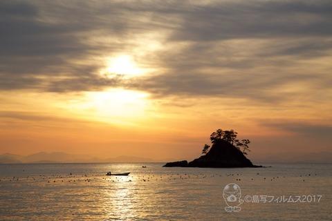 松島の夕日_2017-12-07_16-05-58