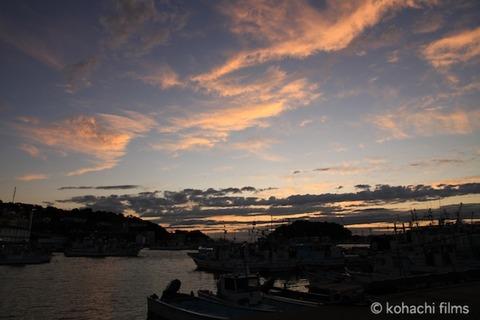 漁港_夕日_篠島_風景_観光_2011-09-05 18-13-12