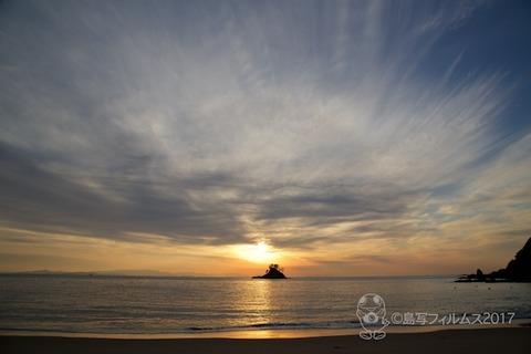 松島の夕日_2017-12-07_16-09-51