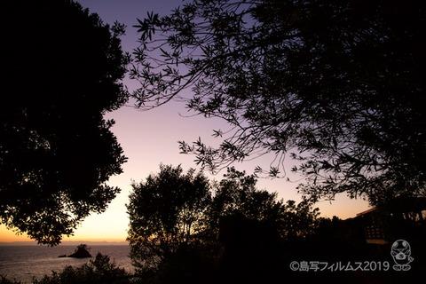松島の夕日_歌碑公園_2019-11-06_17-03-23