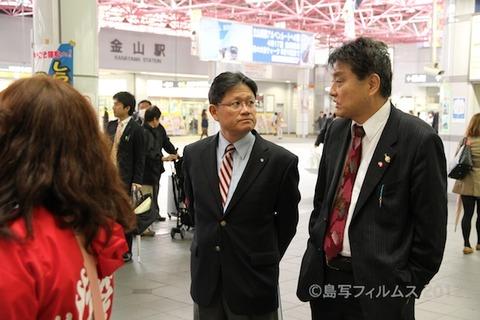 小女子無料配布金山駅_2012-04-11 11-04-37