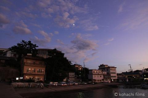 漁港_夕日_篠島_風景_観光_2011-09-05 18-25-34