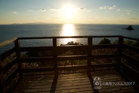 松島の夕日_2017-12-02_15-58-51