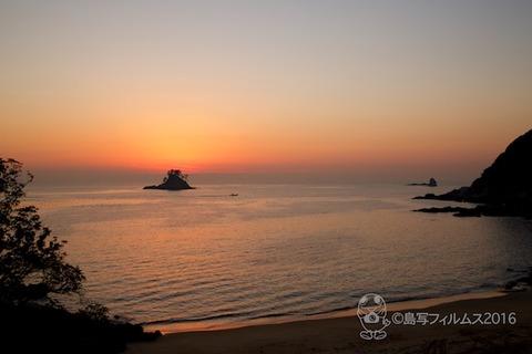 松島の夕日_汐味海岸_2016-12-21_16-47-42