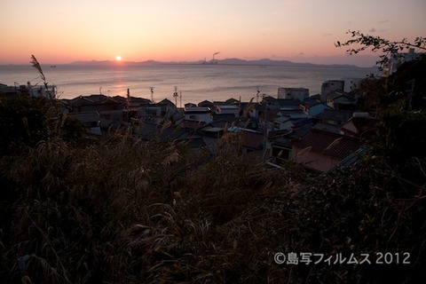前浜_篠島_朝日_観光_写真_ 2012-03-13 06-07-37
