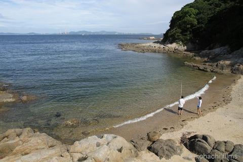 海岸日和_篠島_風景_大潮_2011-07-01 15-12-22
