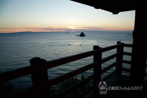 松島の夕日_2017-11-21_16-33-52