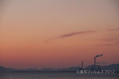 前浜_篠島_朝日_観光_写真_ 2012-03-13 05-51-33