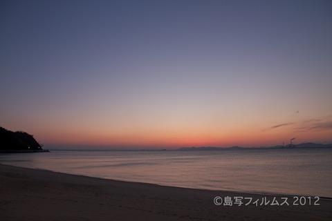 前浜_篠島_朝日_観光_写真_ 2012-03-13 05-50-17