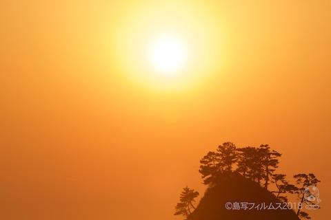 松島の夕日_2018-01-16_16-41-45