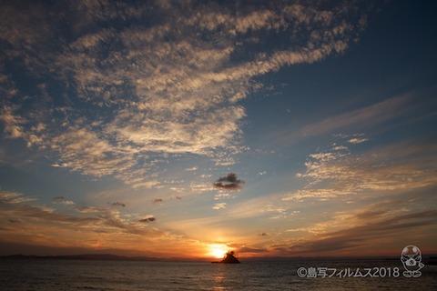 松島の夕日_汐味海岸_2018-12-10_16-30-32