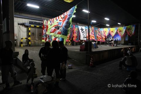篠島_伊勢_太一御用_おんべ鯛奉納祭前夜祭_2011-10-11 19-30-42