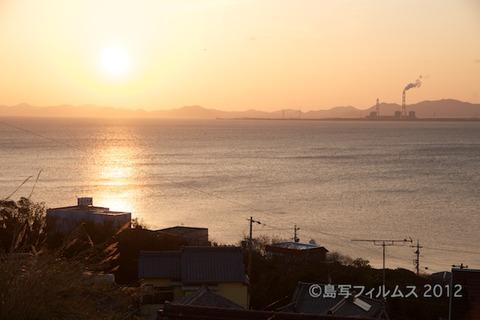 前浜_篠島_朝日_観光_写真_ 2012-03-13 06-19-51