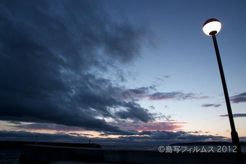 漁港_夕日_篠島_風景_写真_2012-05-04 18-41-14
