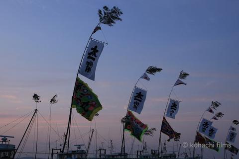 篠島_伊勢_太一御用_おんべ鯛奉納祭前夜祭_2011-10-11 17-19-46