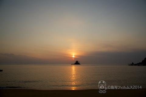 松島の夕日_汐味_2014-12-31_16-23-39