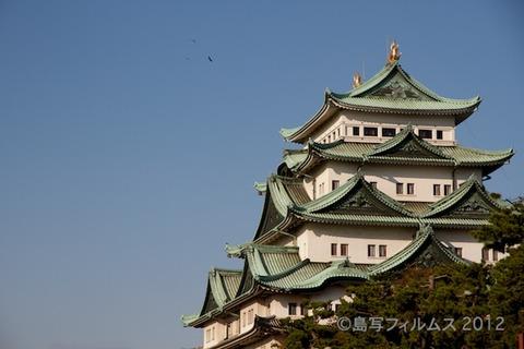 しらっぴー_名古屋城_観光協会_2012-11-02 14-55-35