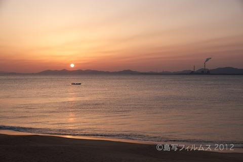 前浜_篠島_朝日_観光_写真_ 2012-03-20 05-59-59