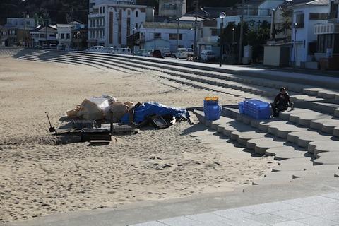 島写_松島の夕日2011-03-05 15-16-54