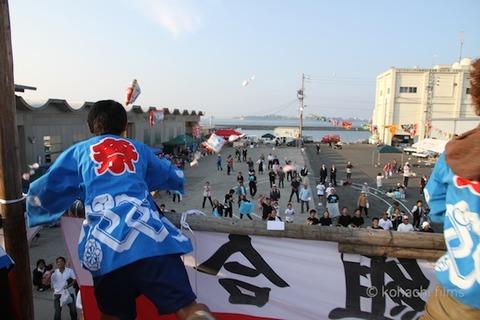篠島_伊勢_太一御用_おんべ鯛奉納祭_2011-10-12 16-05-40