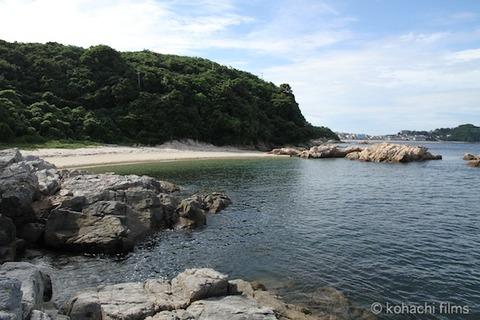 海岸日和_篠島_風景_大潮_2011-07-01 15-44-50