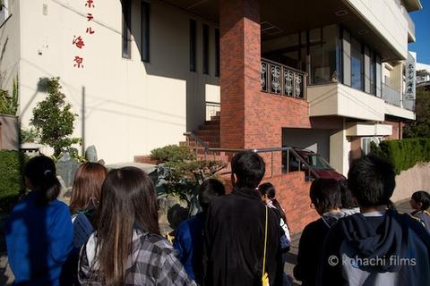 篠島観光協会_篠島小学校フグ実習_2011-11-15 08-49-17