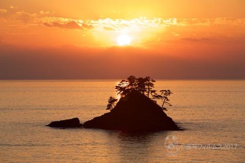 松島の夕日_2017-11-06_16-41-06