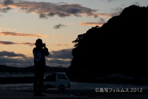 漁港_夕日_篠島_風景_写真_2012-05-04 18-29-11
