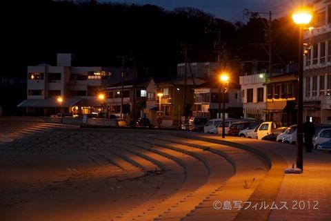 篠島前浜サンサンビーチ_朝日_ 2013-01-01 06-32-31