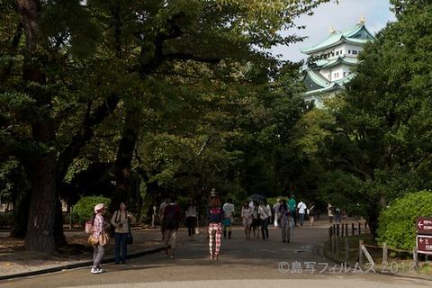 名古屋城篠島矢穴石式典_おもてなし武将隊_2012-09-23 14-55-01