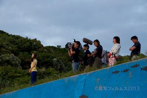 松島の夕日_鯨浜_2013-05-26 18-32-51