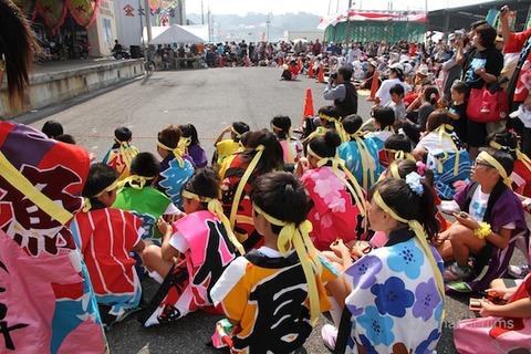 篠島_伊勢_太一御用_おんべ鯛奉納祭_2011-10-12 11-11-46