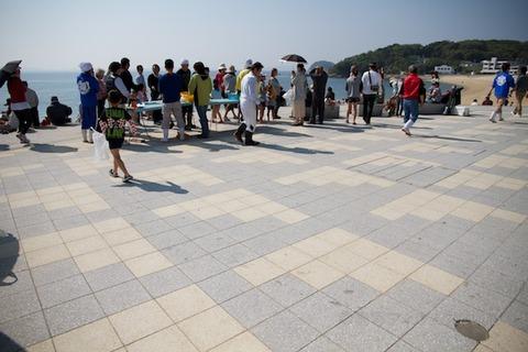 前浜_タコと魚のつかみ取り_2013-05-05 08-45-50